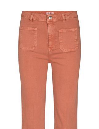 Co'Couture jeans 91170 in het Brique
