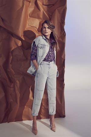 Co'Couture jeans 91224 in het Licht Denim