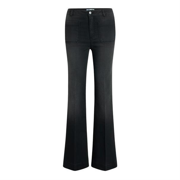 Co'Couture jeans 91246 in het Zwart