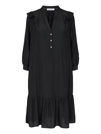Co'Couture jurk 96402 in het Zwart