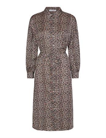 Co'Couture jurk 96412 in het Zwart