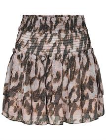 Co'Couture mini rok 94163 in het Oud Roze