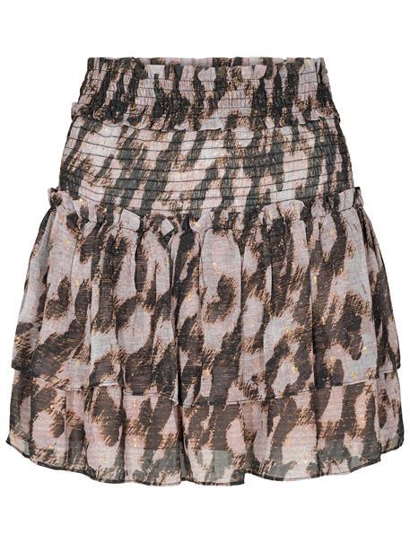 Co'Couture mini rok 94163 in het Oud Roze