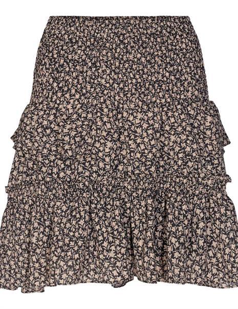 Co'Couture mini rok 94193 in het Zwart