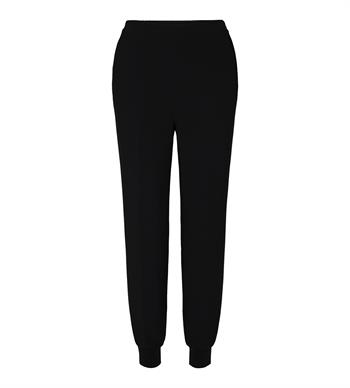 Co'Couture pantalons Comfort Fit 91060 in het Zwart