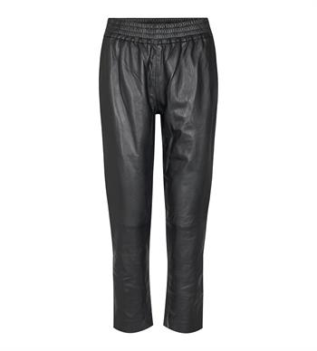 Co'Couture pantalons Slim Fit 91155 in het Zwart