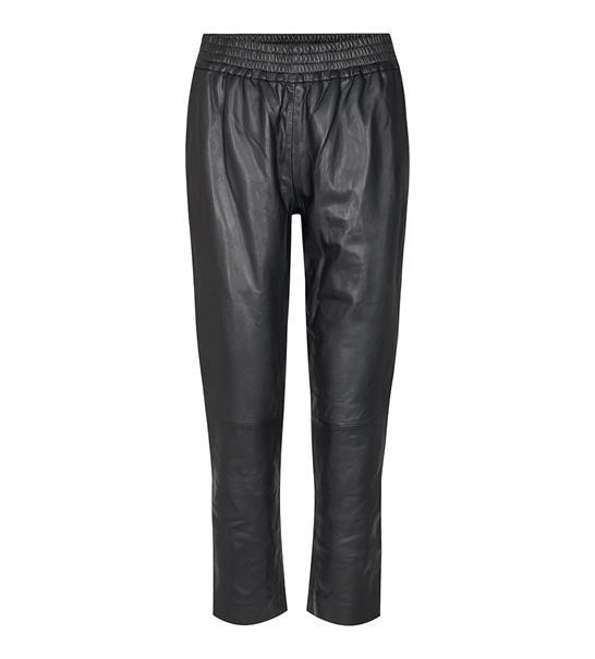 Co'Couture pantalons Slim Fit 91155 in het Zwart