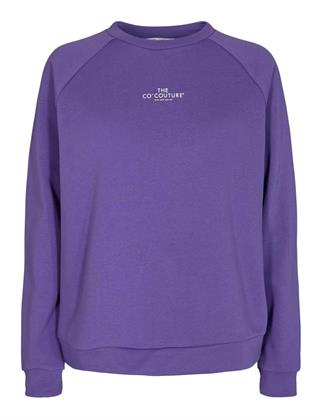 Co'Couture sweater 97032 in het Lila