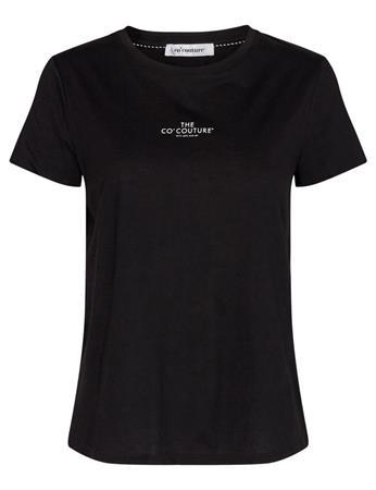 Co'Couture t-shirts 93076 in het Zwart
