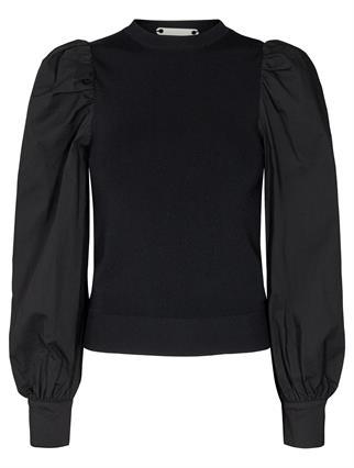 Co'Couture trui 95529 in het Zwart