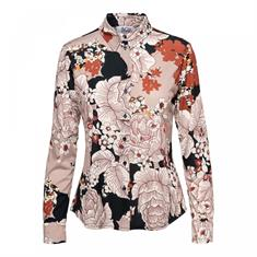 &CO Woman blouse lotte in het Brique