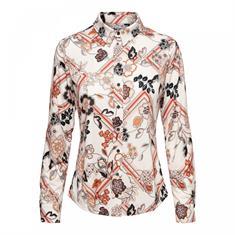 &CO Woman blouse lotte in het Oranje