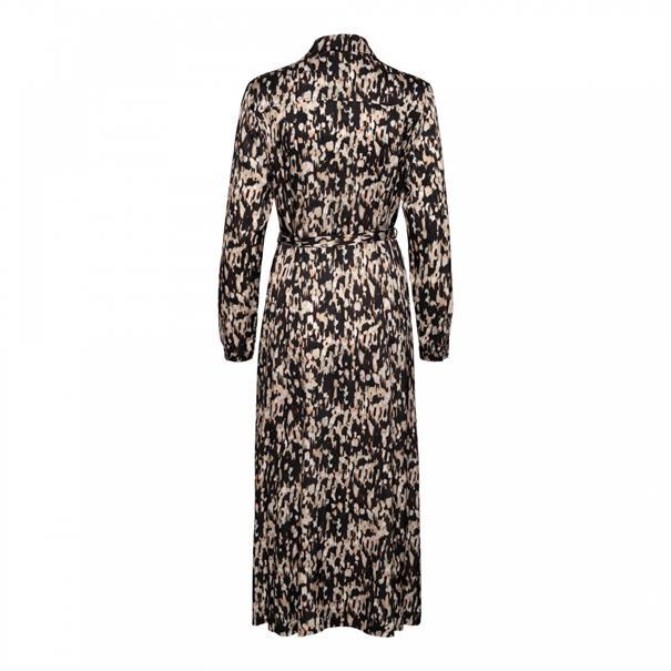 &CO Woman jurk anna in het Bruin
