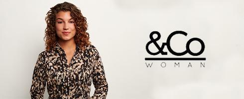 & CO WOMAN