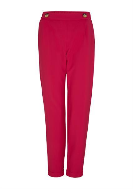 Comma 7/8ste broek Regular Fit 2048220 in het Roze