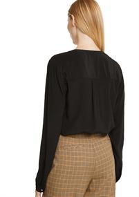 Comma blouse 2048787 in het Zwart