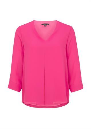 Comma blouse 2050118 in het Roze