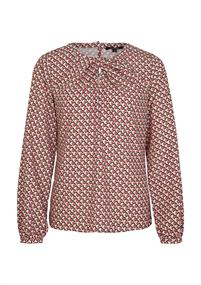 Comma blouse 2058558 in het Grijs