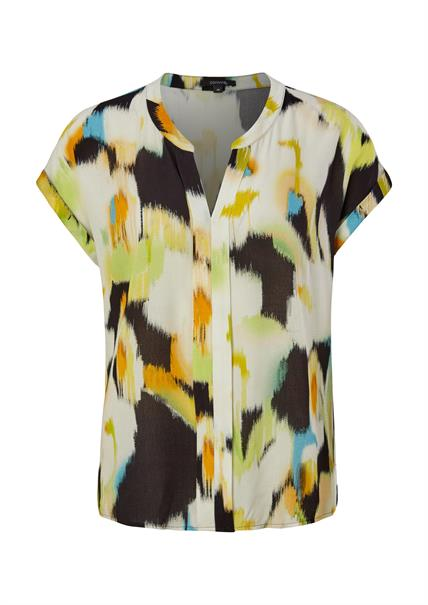 Comma blouse 2064280 in het Multicolor