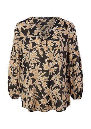 Comma blouse 2064429 in het Multicolor