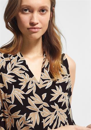 Comma blouse 2064480 in het Multicolor