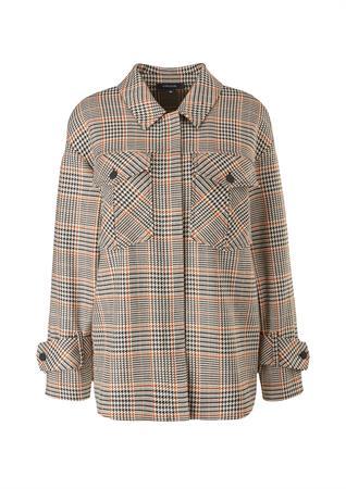 Comma blouse 2101954 in het Multicolor