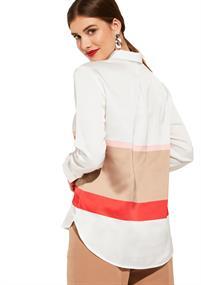 Comma blouse 81001112231 in het Multicolor