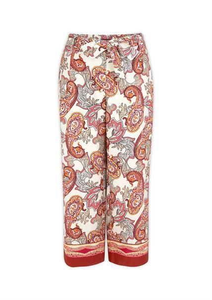 Comma flared en wijde broeken 2048777 in het Roze