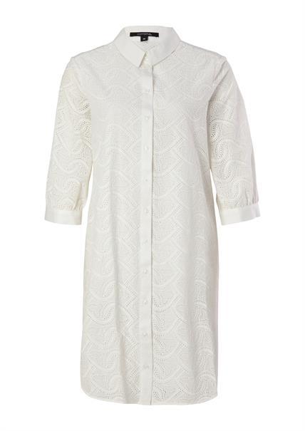 Comma jurk 2064453 in het Wit