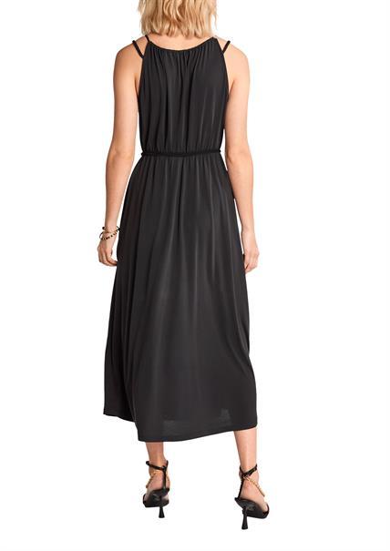 Comma jurk 2065627 in het Zwart