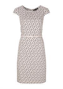 Comma jurk 8e095821048 in het Roze