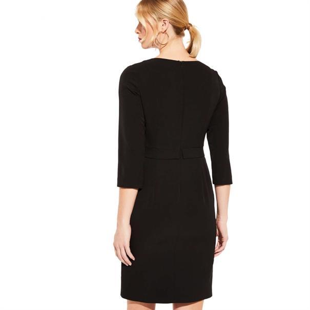 Comma jurk 8t911826556 in het Zwart
