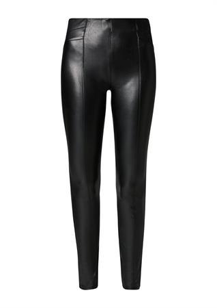 Comma pantalons 2101390 in het Zwart