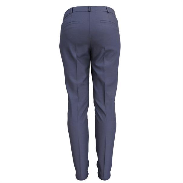 Comma pantalons 81510734470 in het Inkt