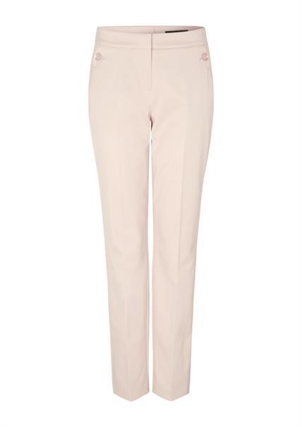 Comma pantalons 85899730977 in het Roze