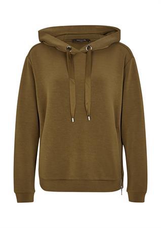Comma sweater 2101140 in het Kaky