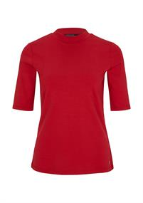 Comma t-shirts 2049637 in het Rood