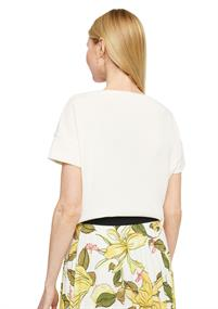 Comma t-shirts 2064275 in het Wit