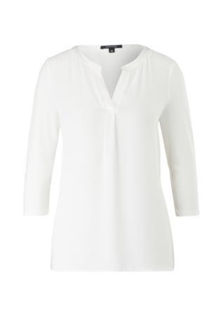 Comma t-shirts 2101475 in het Wit