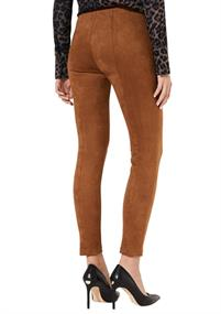 Comma treggings 85899730926 in het Camel