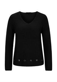 Comma truien 2051812 in het Zwart