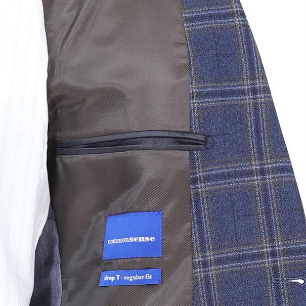 Common Sense colbert 130004 in het Donker Blauw