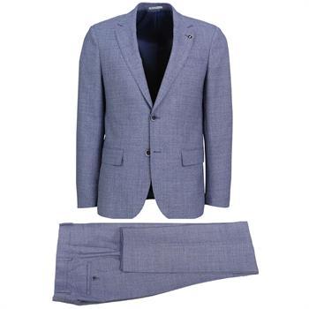 Common Sense kostuum 22004806-203046 in het Blauw
