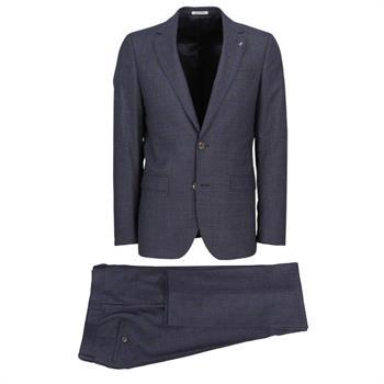 Common Sense kostuum 223049 in het Donker Blauw