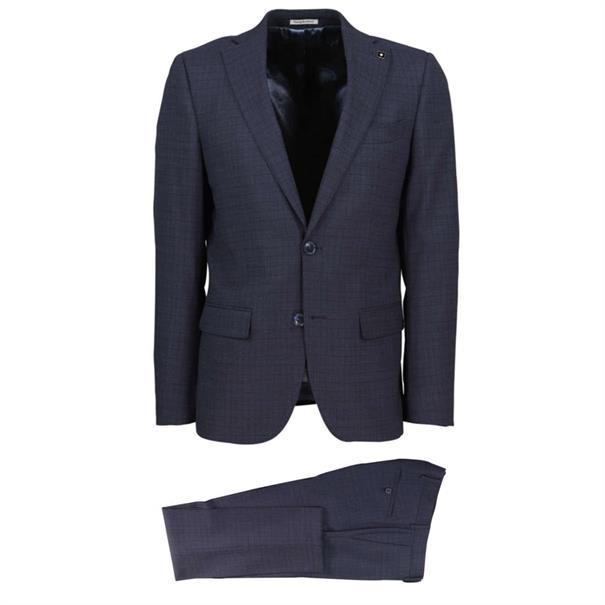 Common Sense kostuum 233008 in het Donker Blauw