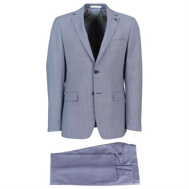 Common Sense kostuum Regular Fit 22000706-203041 in het Blauw