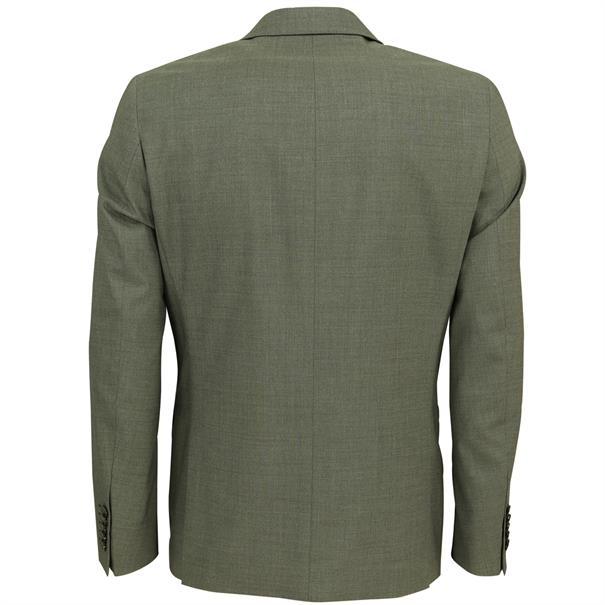 Common Sense kostuum Slim Fit 21047806-203031 in het Groen