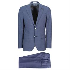 Common Sense kostuum Slim Fit 21047806-203032 in het Blauw