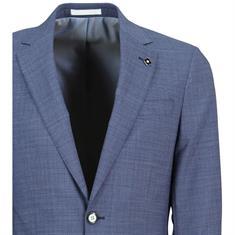 Common Sense kostuum Slim Fit 21047806-203032 in het Blauw