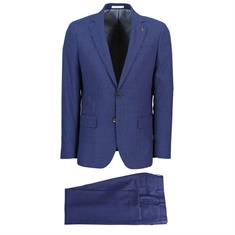 Common Sense kostuum Slim Fit 21047806-203037 in het Blauw